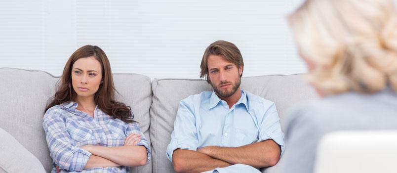 مشاوره قبل و بعد از ازدواج